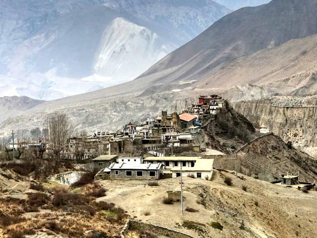 Lower Mustang Nepal travel 46