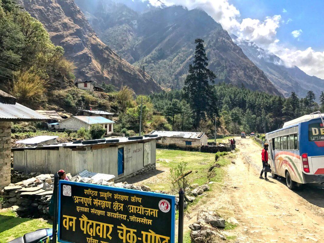 Lower Mustang Nepal travel 74