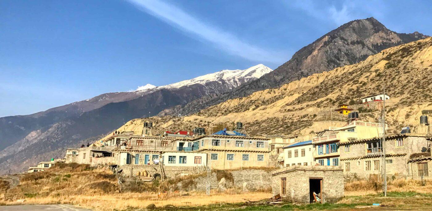 Lower Mustang Nepal travel 78