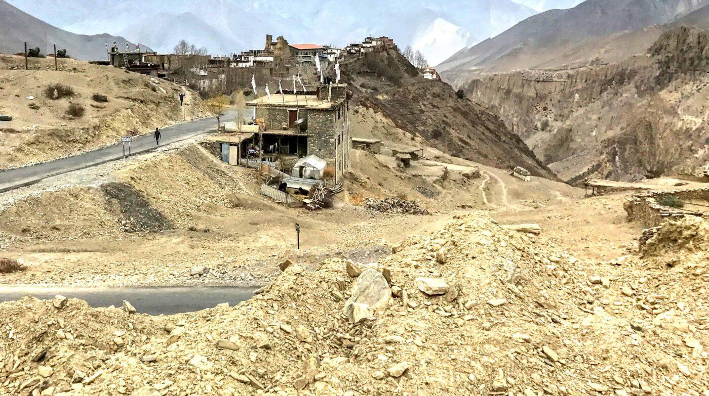 Lower Mustang Nepal travel 81