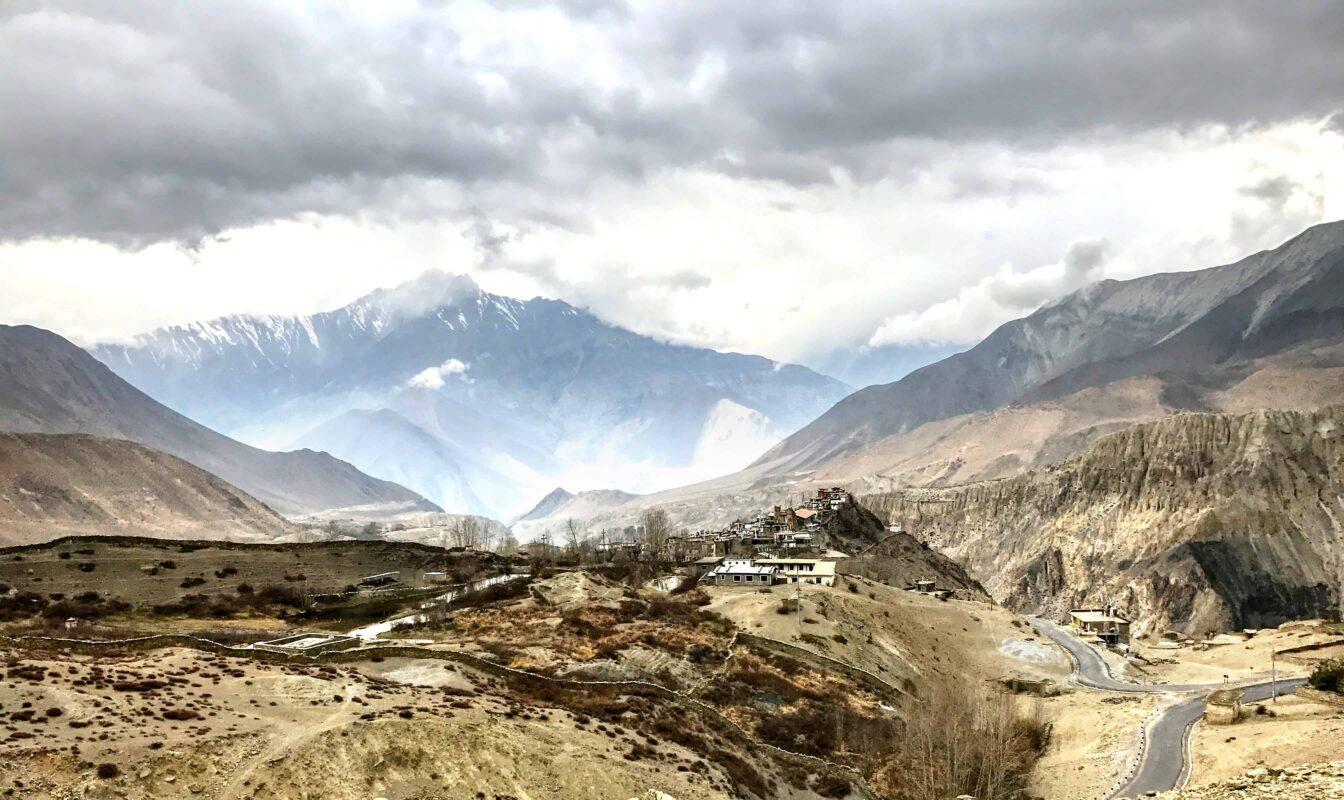 Lower Mustang Nepal travel 83