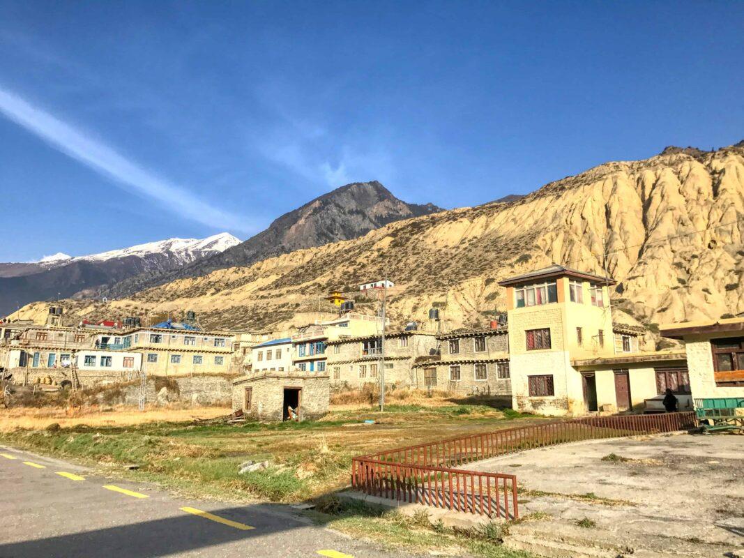 Lower Mustang Nepal travel 9