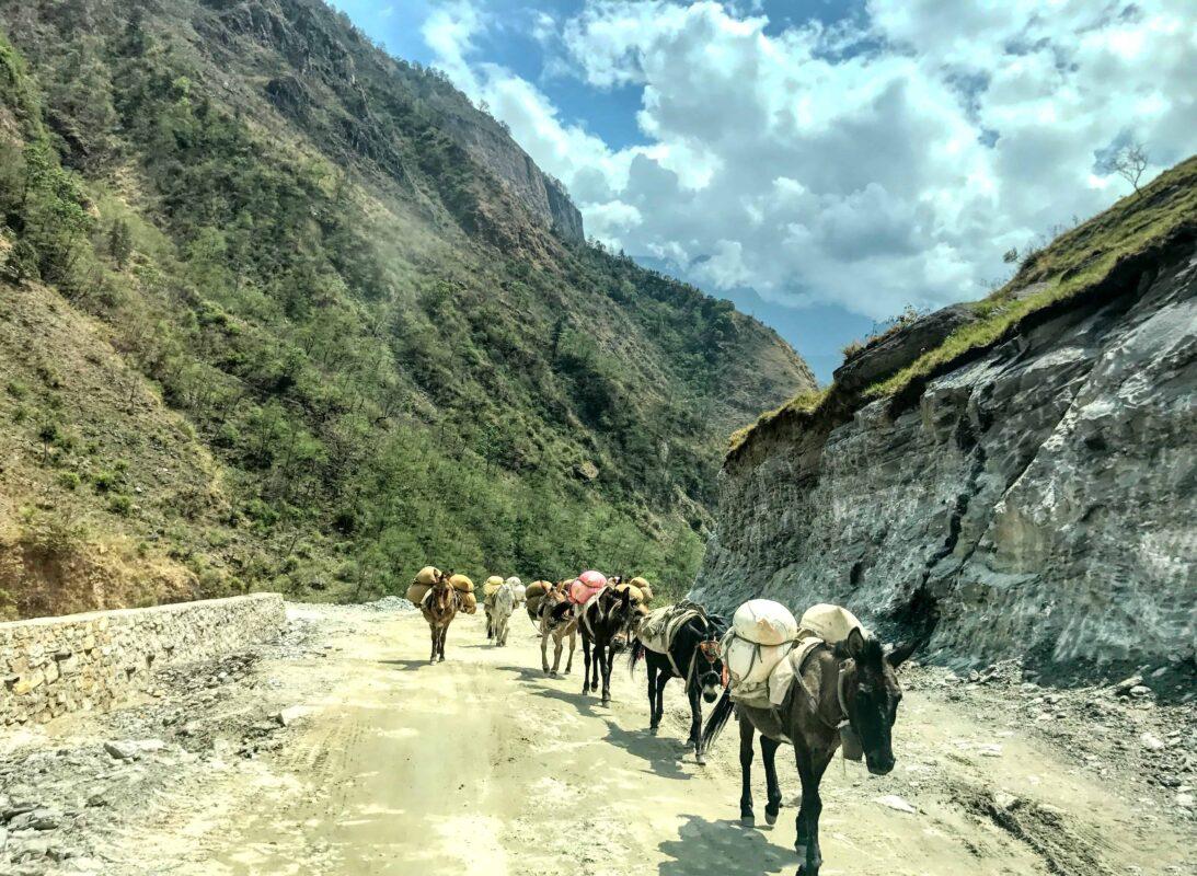 Lower Mustang Nepal travel 97