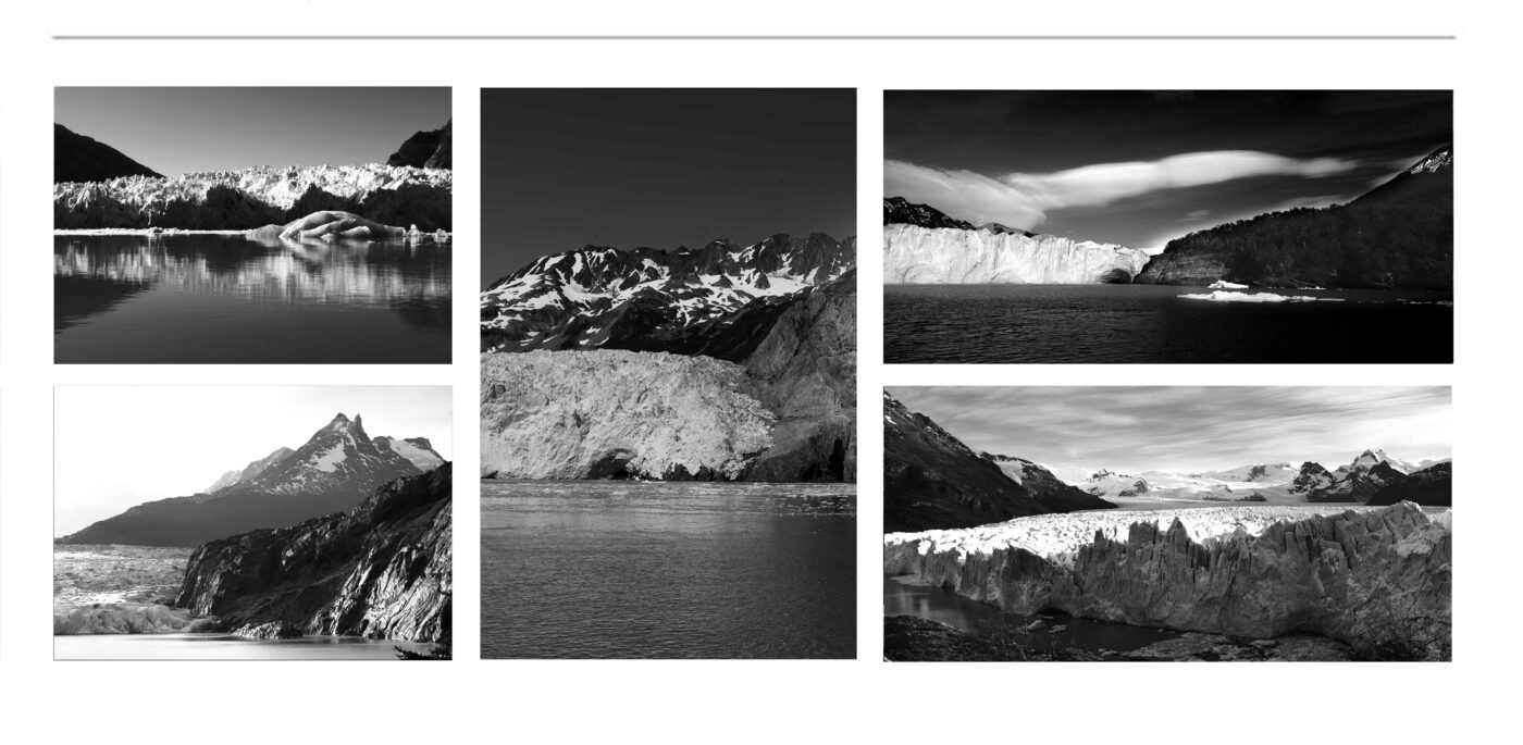 CURATED FINE ART COLLECTIONS | MINIMALISTIC LANDSCAPE Black & White Photographs for sale
