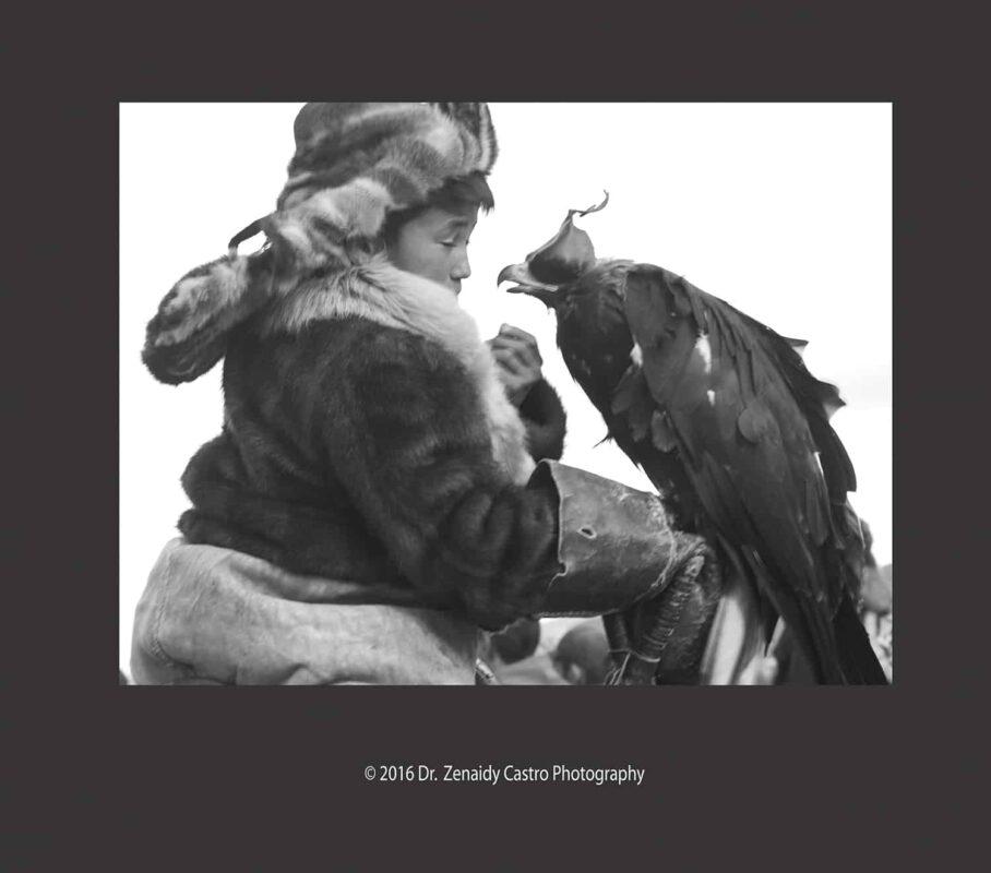MONGOLIAN EAGLE HUNTERS 1