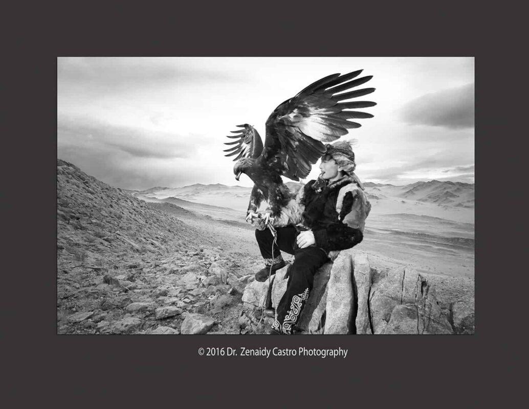 MONGOLIAN EAGLE HUNTERS 2
