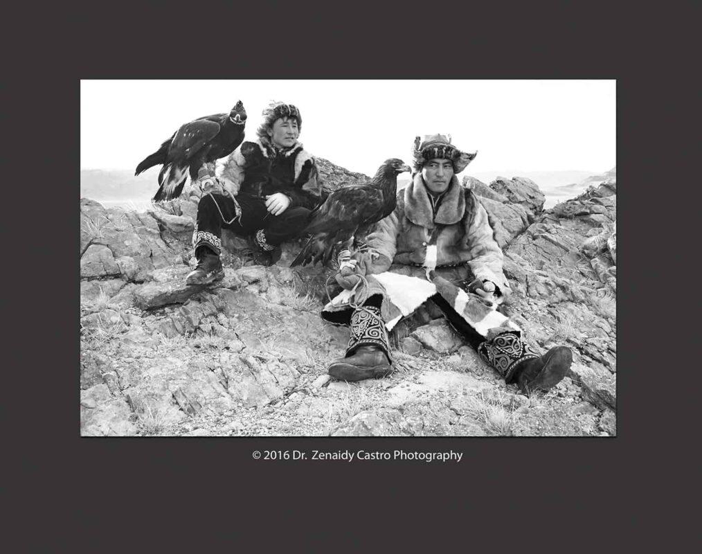 MONGOLIAN EAGLE HUNTERS 4
