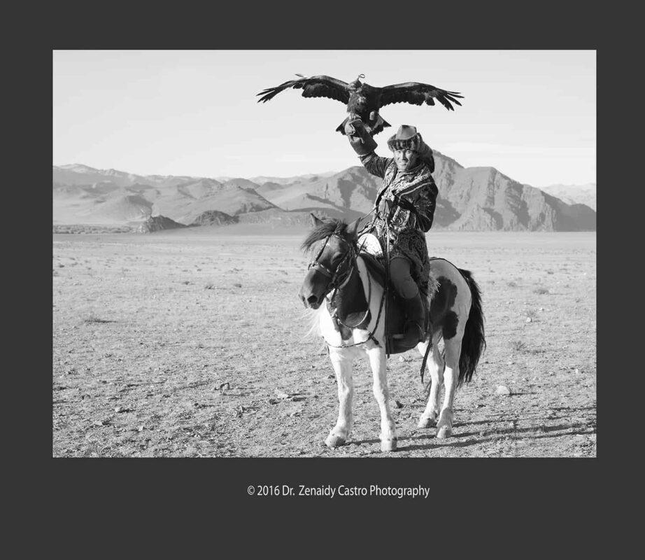 MONGOLIAN EAGLE HUNTERS 5