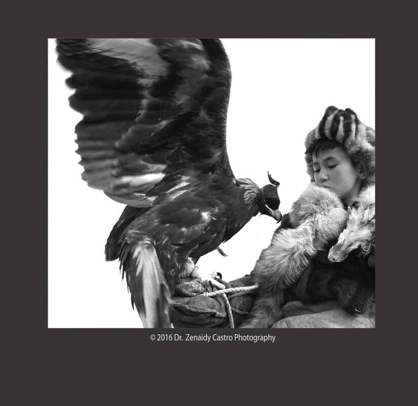 MONGOLIAN EAGLE HUNTERS 8