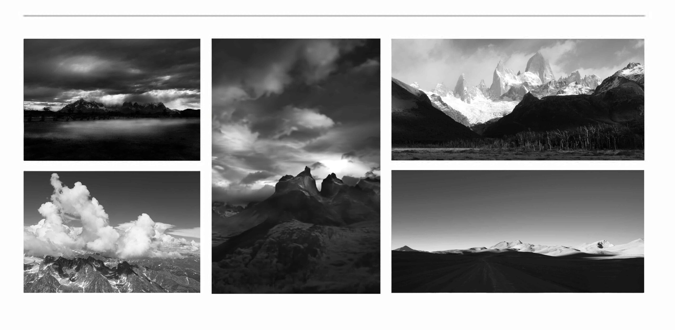 MOUNTAINS BLACK AND WHITE FINE ART PHOTOGRAPHS FOR SALE
