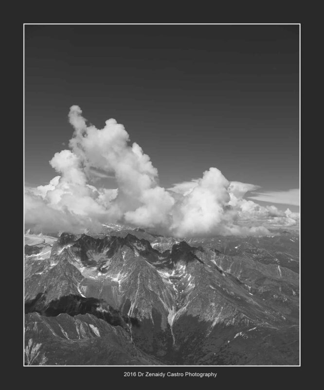 Mountains Black and White Photography Posters and Prints Dr Zenaidy Castro 5