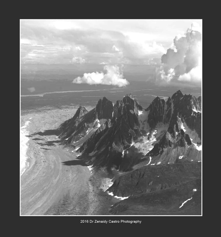 Mountains Black and White Photography Posters and Prints Dr Zenaidy Castro 7
