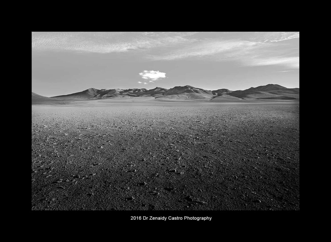 Mountains in Black White Mountain Photography by Dr Zenaidy Castro 1