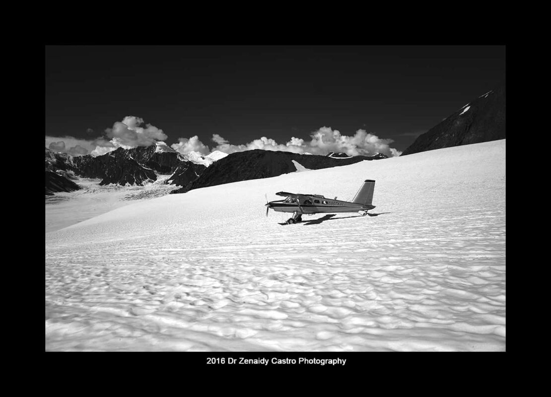Mountains in Black White Mountain Photography by Dr Zenaidy Castro 4