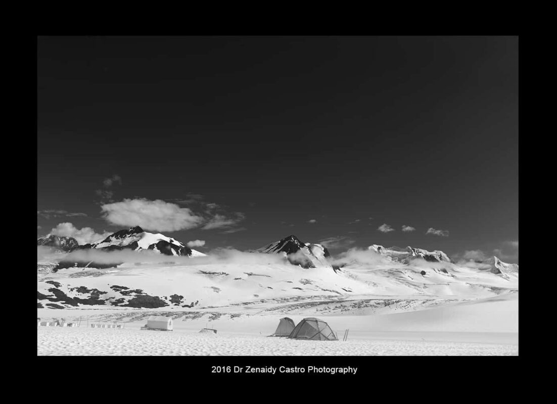Mountains in Black White Mountain Photography by Dr Zenaidy Castro 6