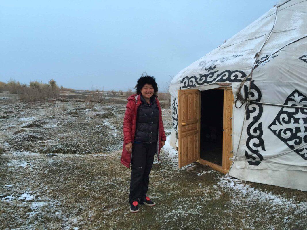 Nomads way of life of Kazaks Mongolian Nomads 1
