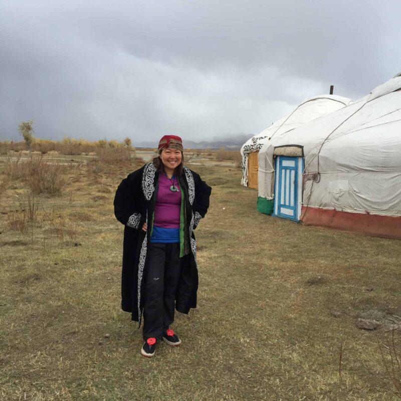 Nomads way of life of Kazaks Mongolian Nomads 12