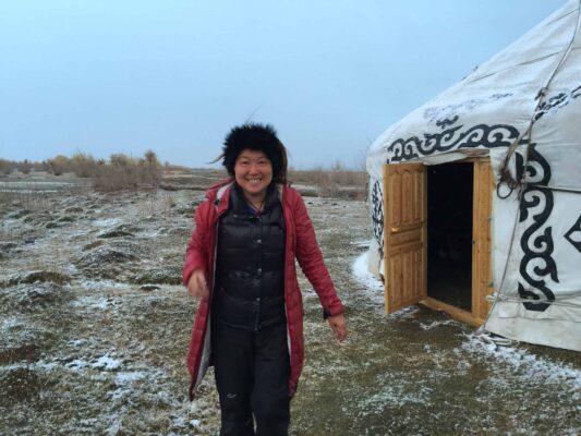 Nomads way of life of Kazaks Mongolian Nomads 2