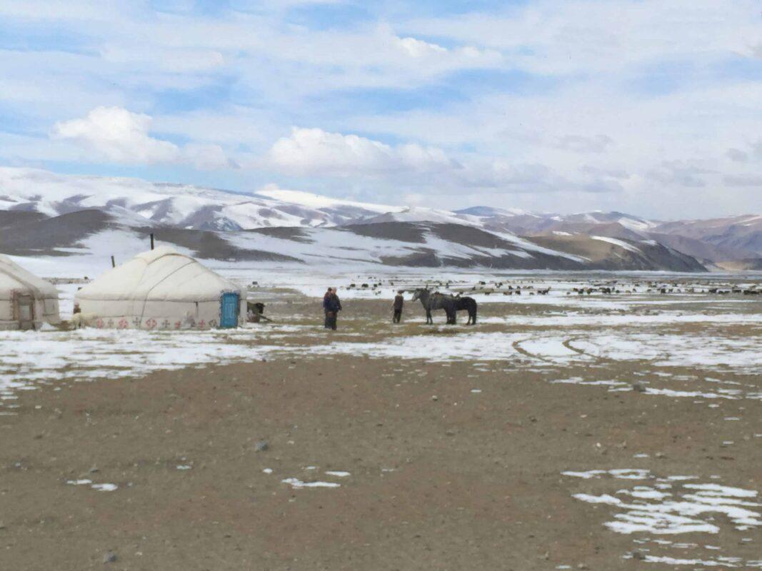 Nomads way of life of Kazaks Mongolian Nomads 4