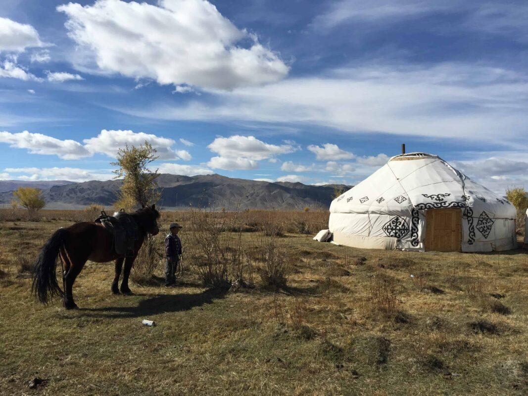 Nomads way of life of Kazaks Mongolian Nomads 6
