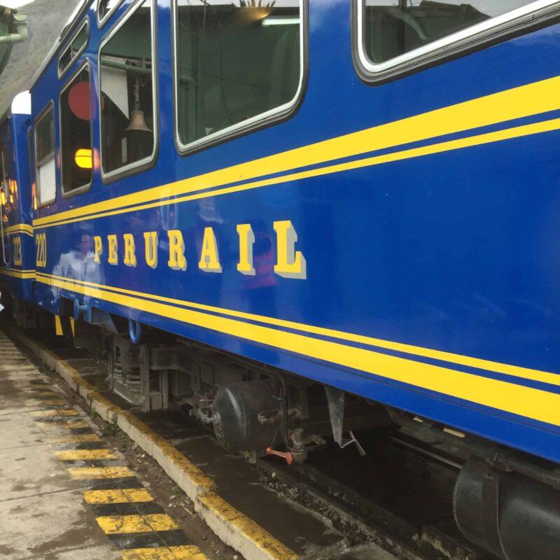PeruRail Vistadome Panoramic Train to Machu Picchu Ollantaytambo 45