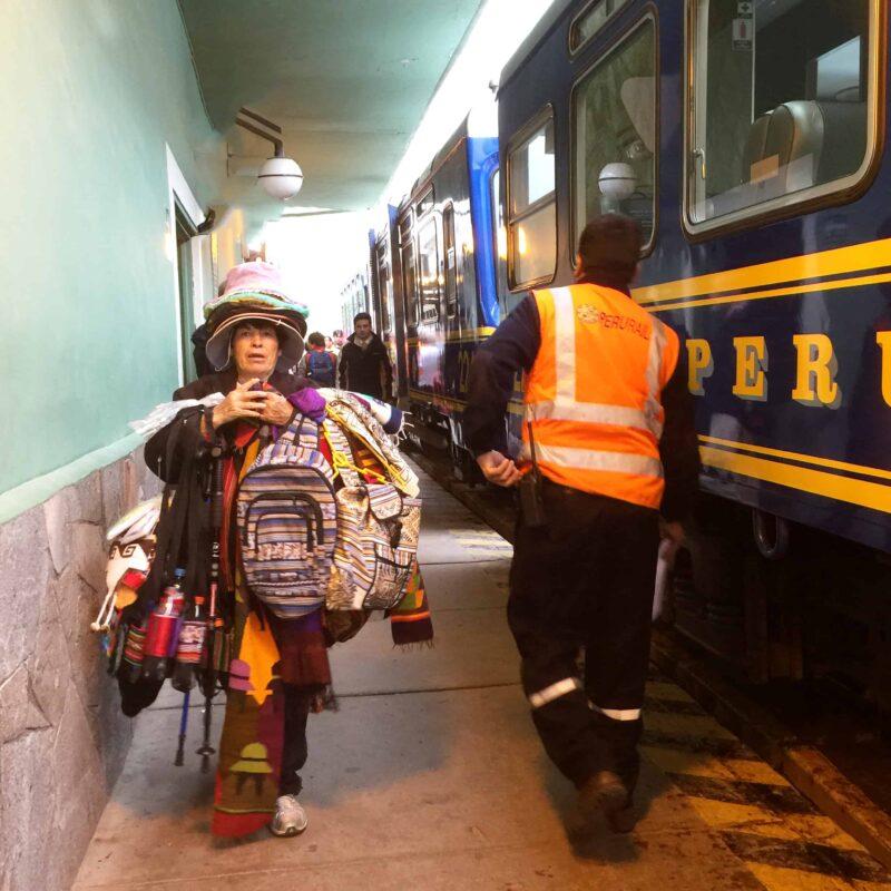 PeruRail Vistadome Panoramic Train to Machu Picchu Ollantaytambo 57