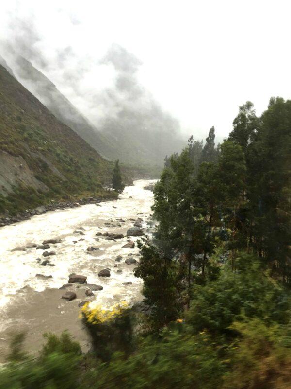 PeruRail Vistadome Panoramic Train to Machu Picchu Ollantaytambo 62