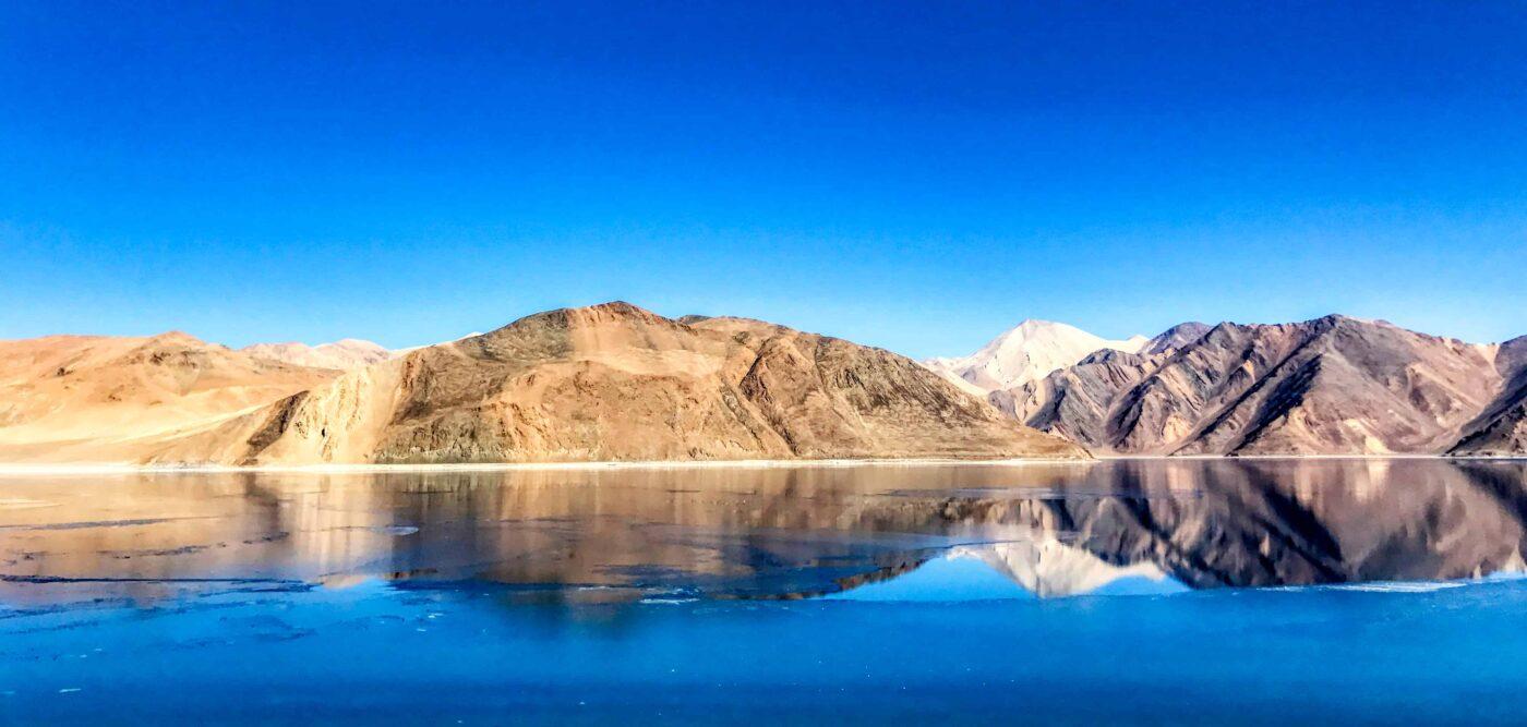 Road Trip from Leh to Pangong Lake Ladakh India travel 33