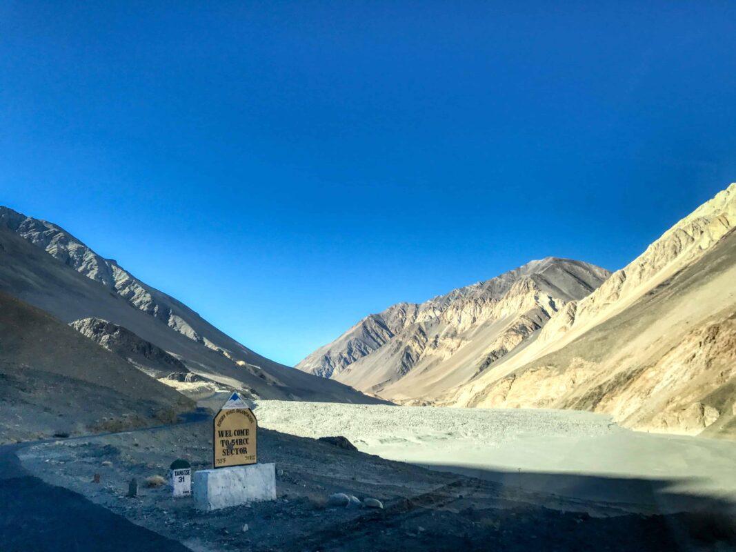 Road Trip from Leh to Pangong Lake Ladakh India travel 54