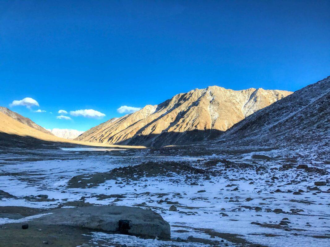 Road Trip from Leh to Pangong Lake Ladakh India travel 65