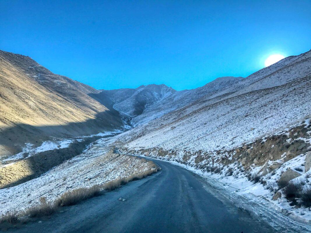Road Trip from Leh to Pangong Lake Ladakh India travel 7