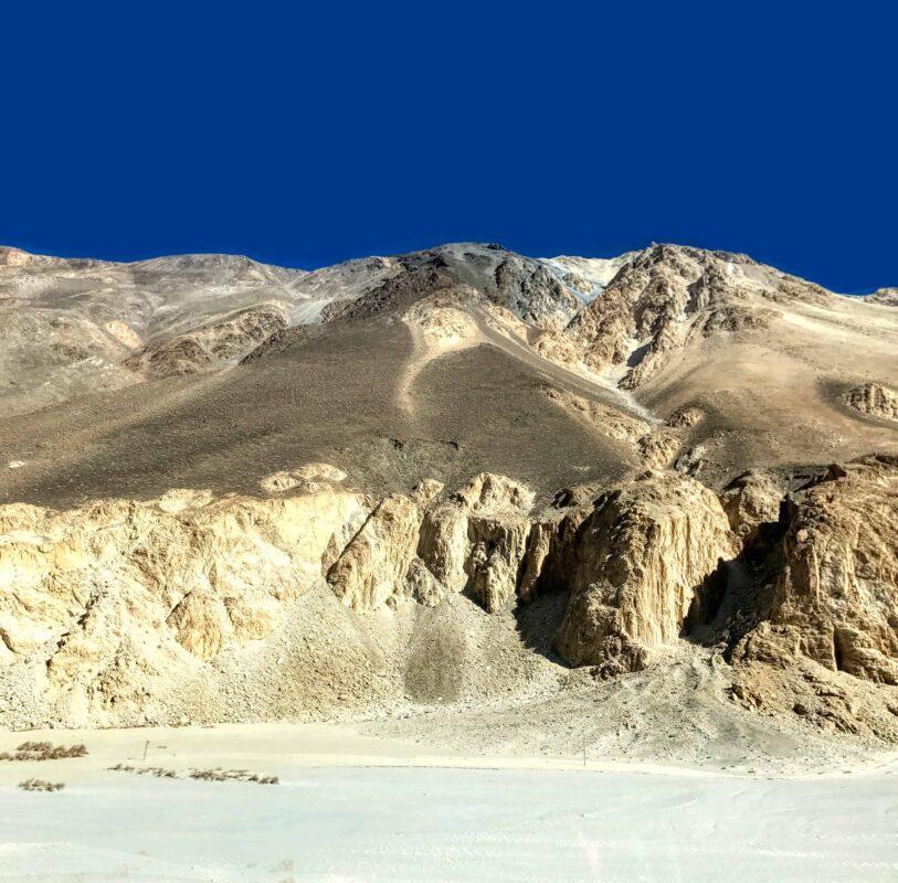Road Trip from Leh to Pangong Lake Ladakh India travel 70