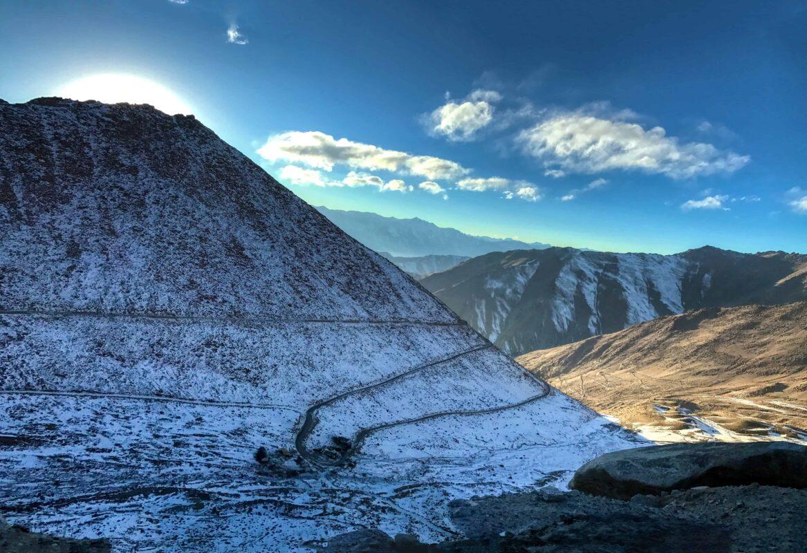 Road Trip from Leh to Pangong Lake Ladakh India travel 73