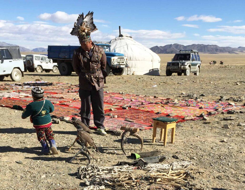Shopping Experience inside Mongolias Naadam Festival 26