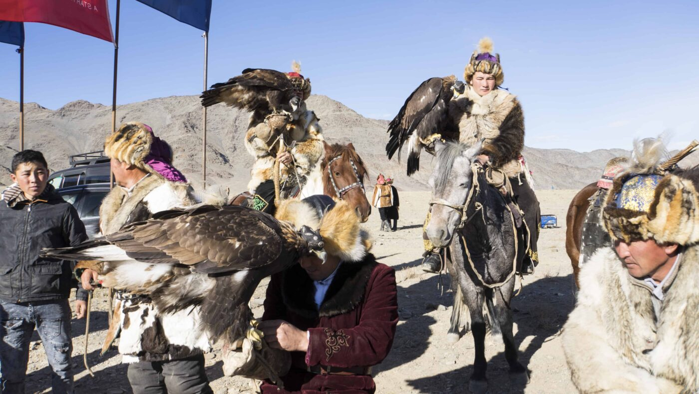 Shopping Experience inside Mongolias Naadam Festival 8