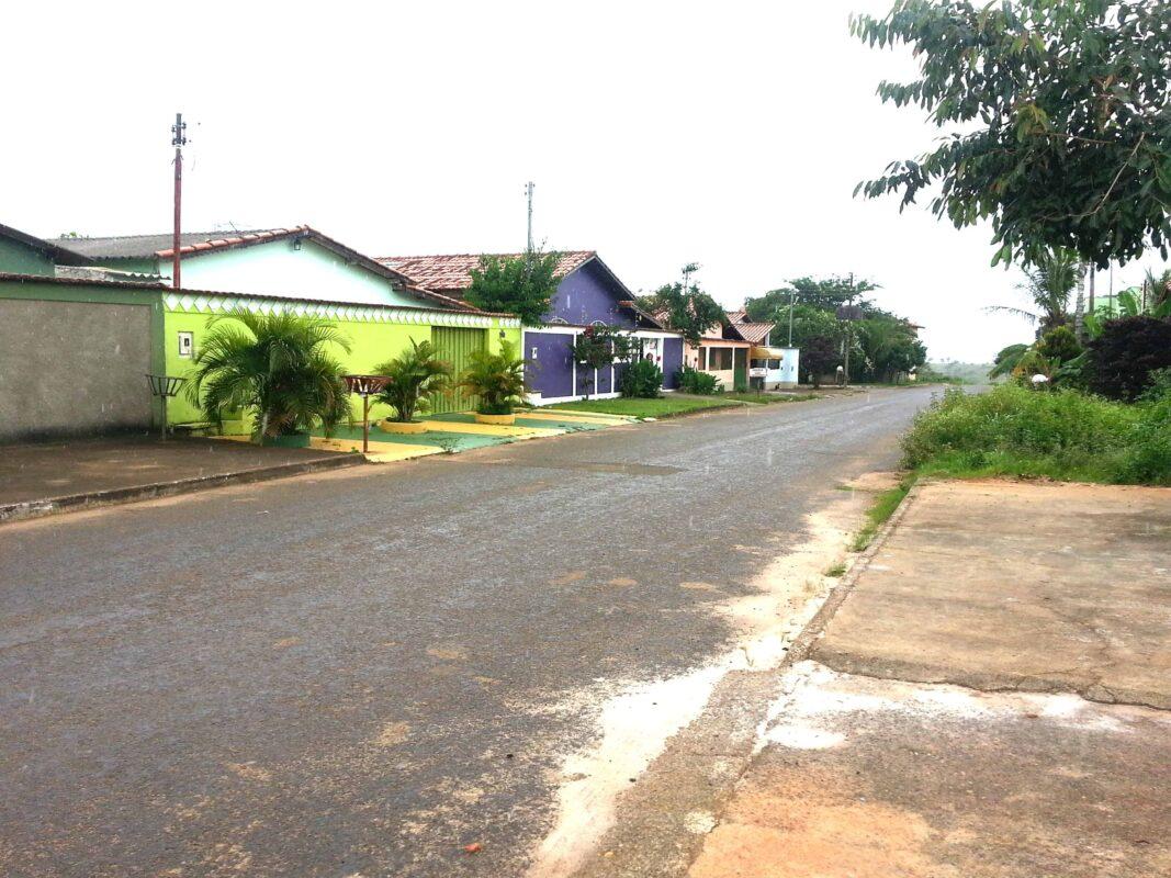 Streets in Casa Dom Inacio de Loyola Abadiania Brazil 17