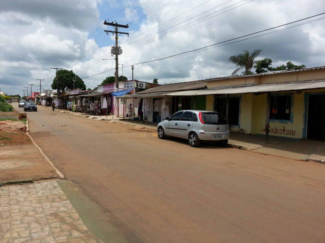 Streets in Casa Dom Inacio de Loyola Abadiania Brazil 18 1