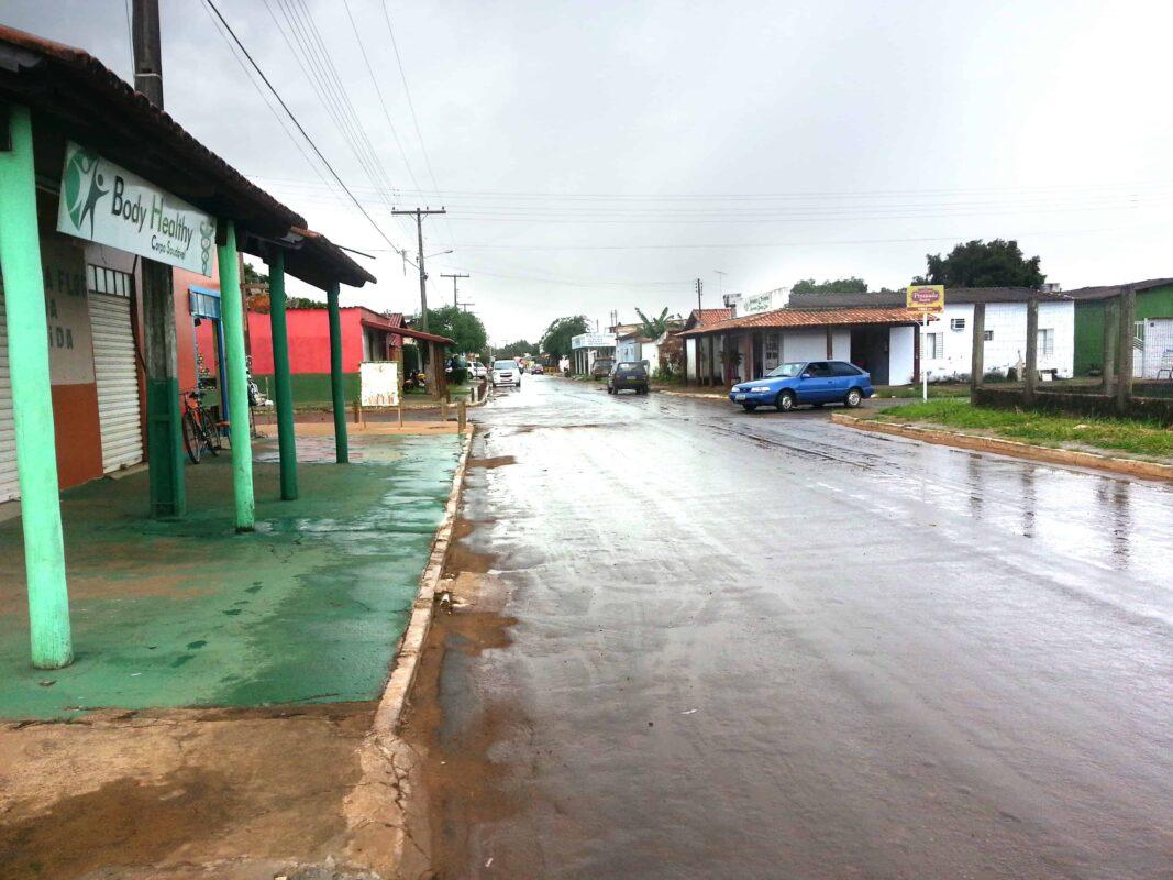 Streets in Casa Dom Inacio de Loyola Abadiania Brazil 1 1