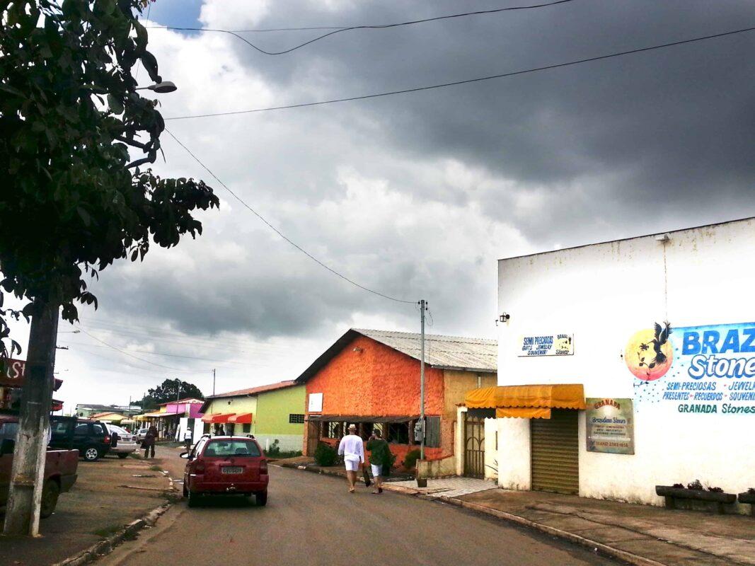 Streets in Casa Dom Inacio de Loyola Abadiania Brazil 23 1
