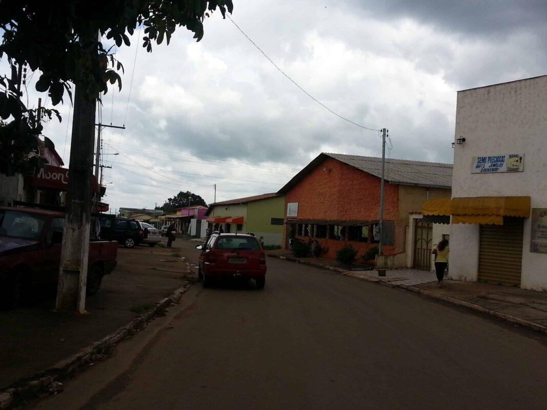 Streets in Casa Dom Inacio de Loyola Abadiania Brazil 24 1