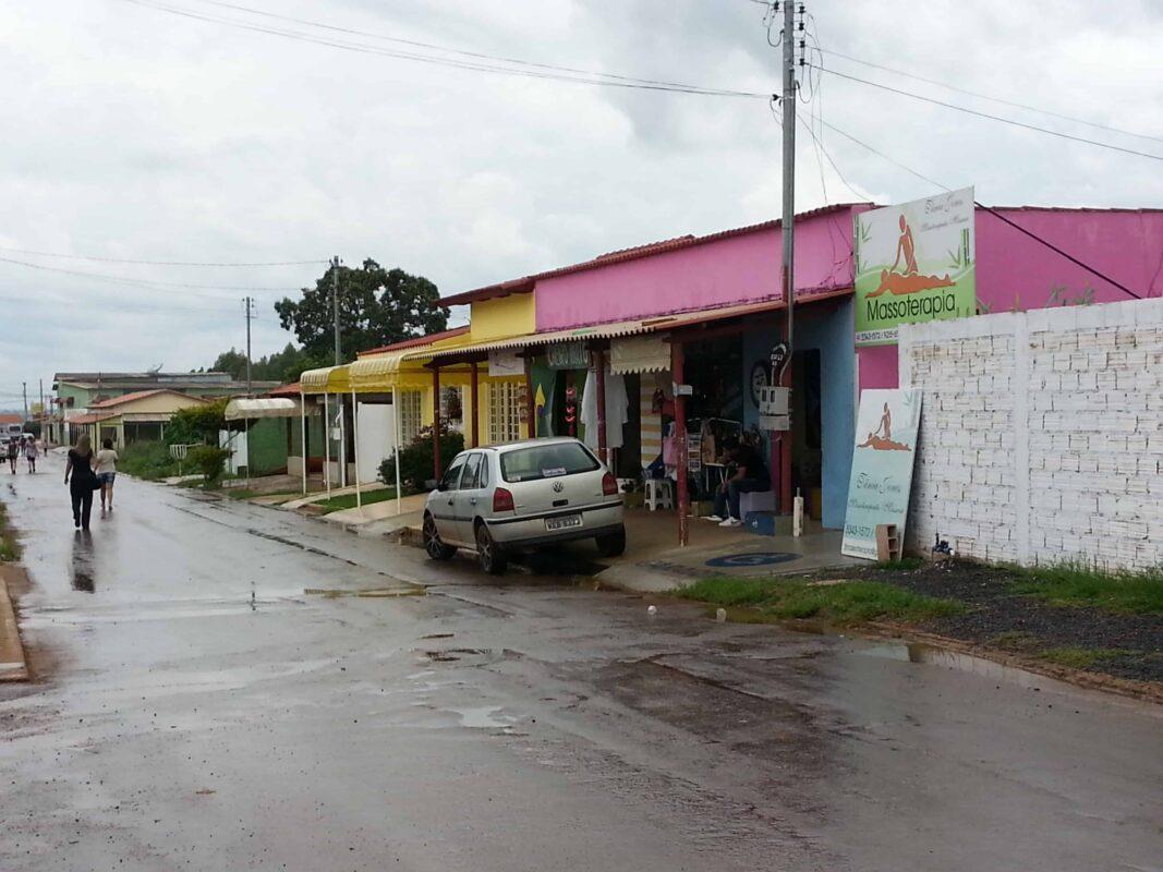 Streets in Casa Dom Inacio de Loyola Abadiania Brazil 25 1