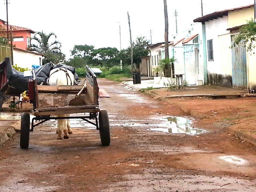 Streets in Casa Dom Inacio de Loyola Abadiania Brazil 26 1