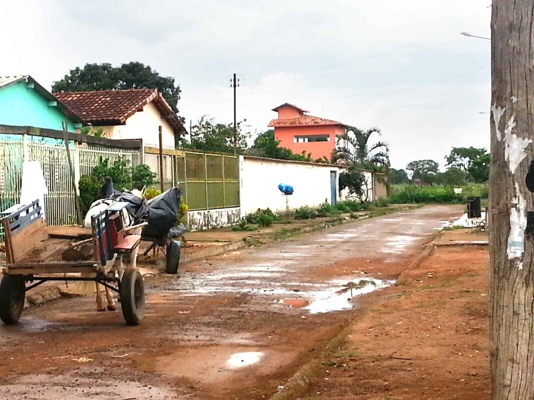 Streets in Casa Dom Inacio de Loyola Abadiania Brazil 27 1