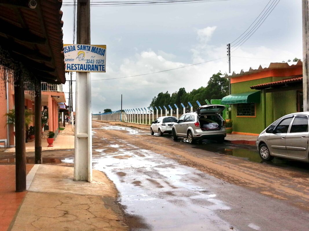 Streets in Casa Dom Inacio de Loyola Abadiania Brazil 28 1