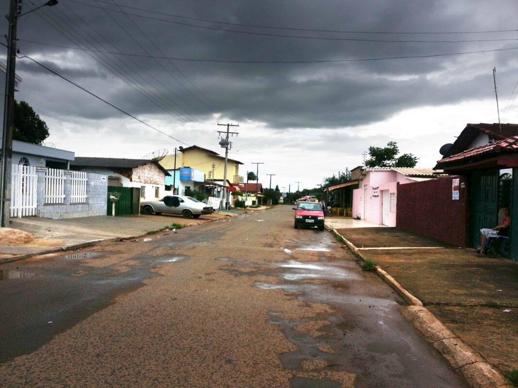 Streets in Casa Dom Inacio de Loyola Abadiania Brazil 2 1