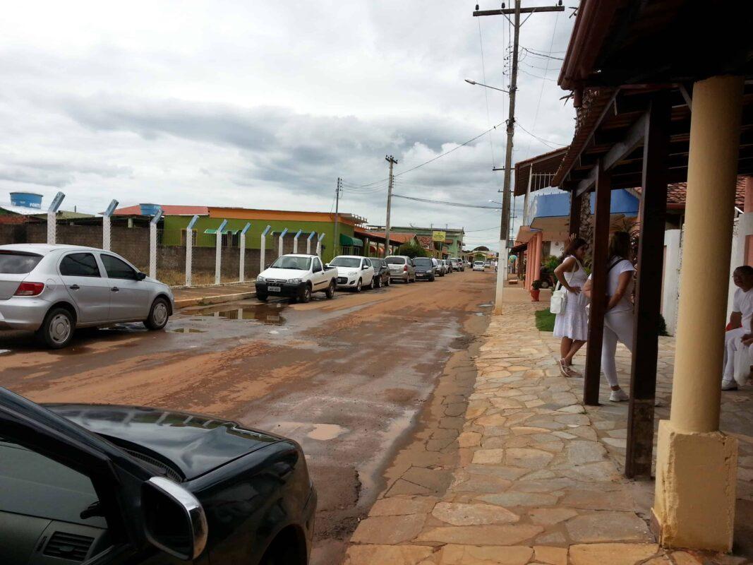Streets in Casa Dom Inacio de Loyola Abadiania Brazil 35 1