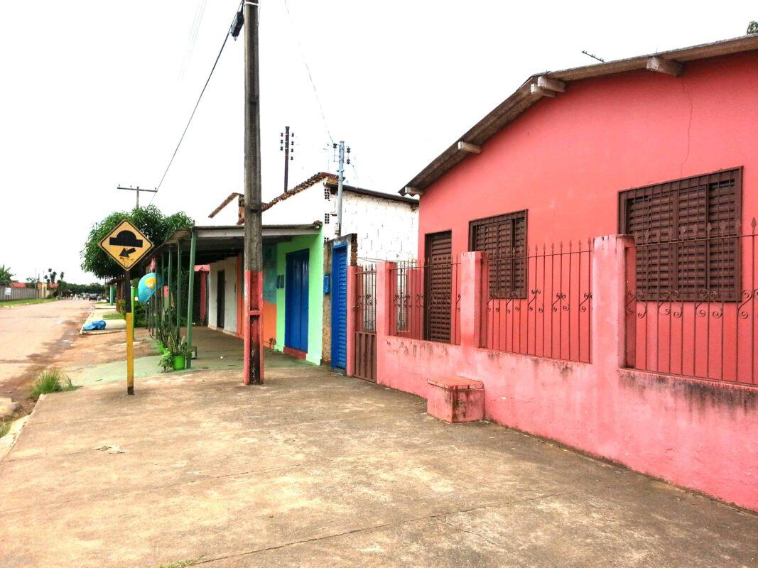 Streets in Casa Dom Inacio de Loyola Abadiania Brazil 41 1