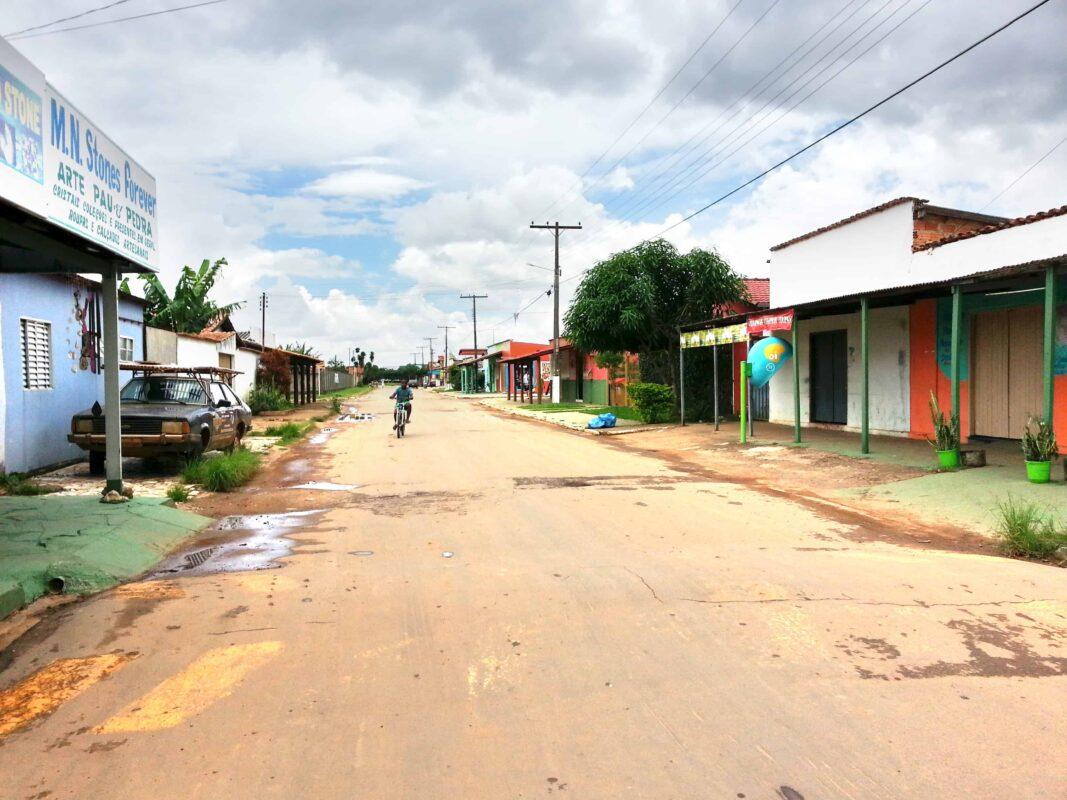 Streets in Casa Dom Inacio de Loyola Abadiania Brazil 42 1