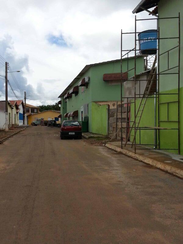 Streets in Casa Dom Inacio de Loyola Abadiania Brazil 49 1