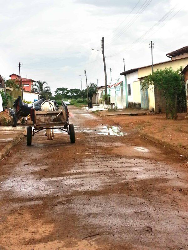 Streets in Casa Dom Inacio de Loyola Abadiania Brazil 52 1